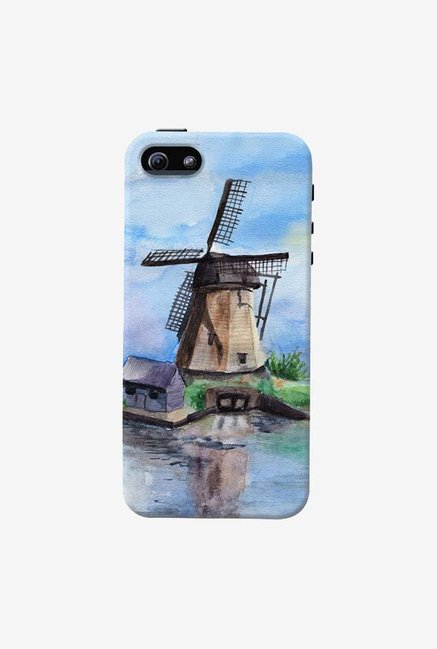 DailyObjects Lazy Mill Case For iPhone 5/5S
