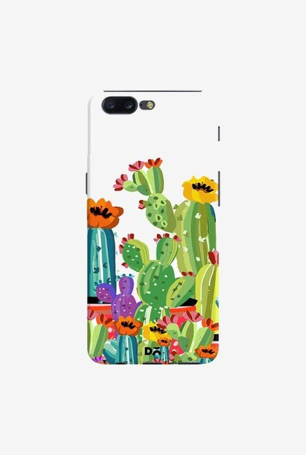 DailyObjects Cacti Love Case Cover For OnePlus 5