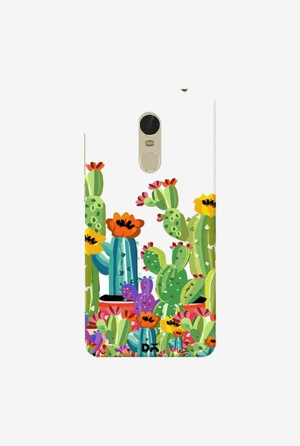 DailyObjects Cacti Love Case Cover For Xiaomi Redmi Note 5