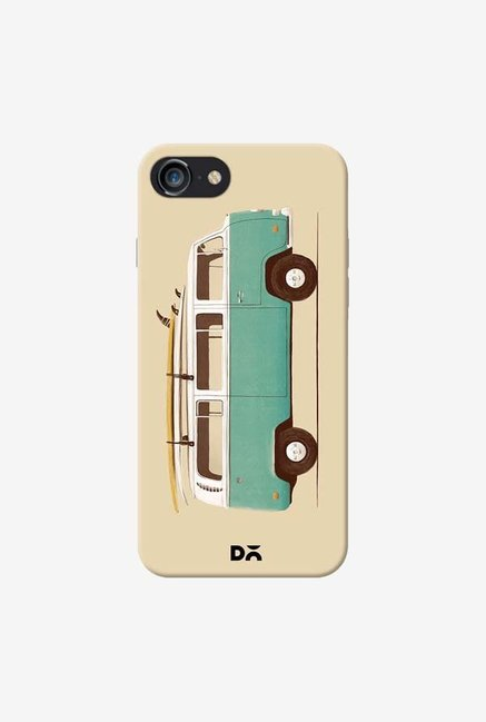 DailyObjects Green Van Case For iPhone 7