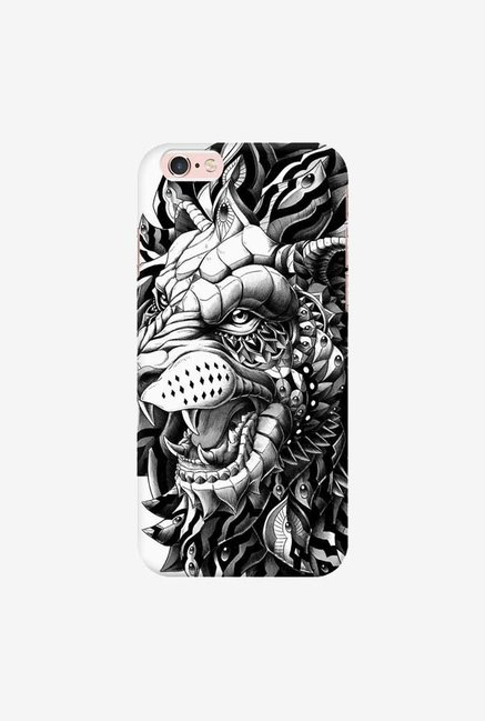 DailyObjects Ornate Lion Case For iPhone 6s