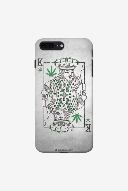 DailyObjects Weed King Case For iPhone 7 Plus