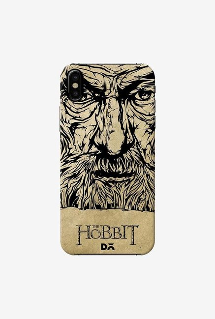 DailyObjects Hobbit Case Cover For iPhone X