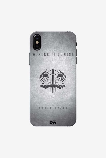 DailyObjects House Stark Case Cover For iPhone X