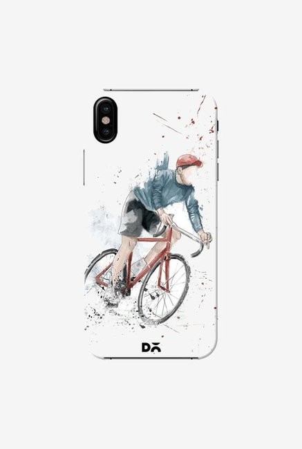 DailyObjects I Want To Ride Case Cover For iPhone X