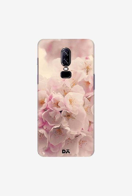 DailyObjects Bunch of Blossoms Case Cover For OnePlus 6