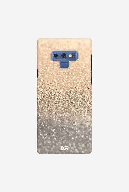 DailyObjects Gatsby Gold Case Cover For Samsung Galaxy Note 9