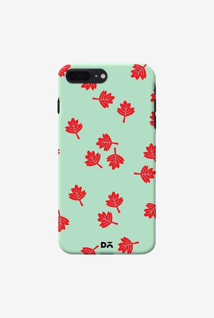 DailyObjects Maple Leaf Mint Case Cover For iPhone 8 Plus