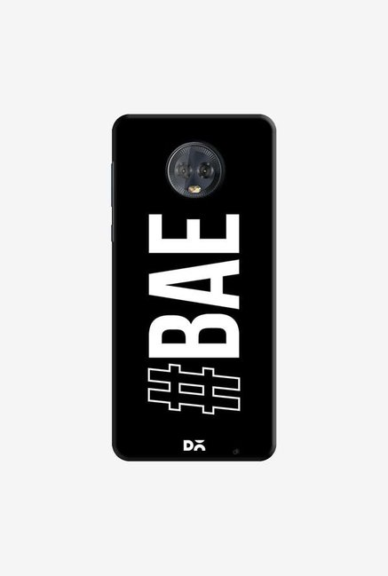 DailyObjects Bae Case Cover For Motorola Moto G6 Plus