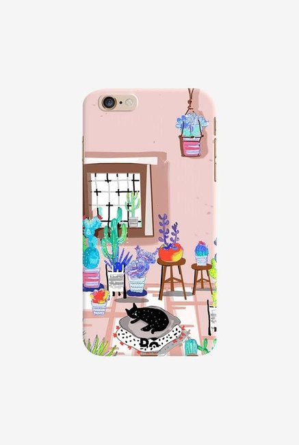 DailyObjects Cat In My Room Case Cover For iPhone 6 Plus