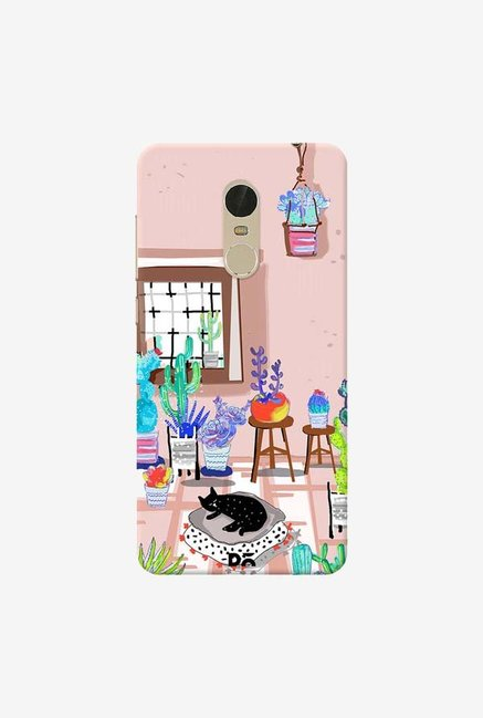 DailyObjects Cat In My Room Case Cover For Xiaomi Redmi Note 5