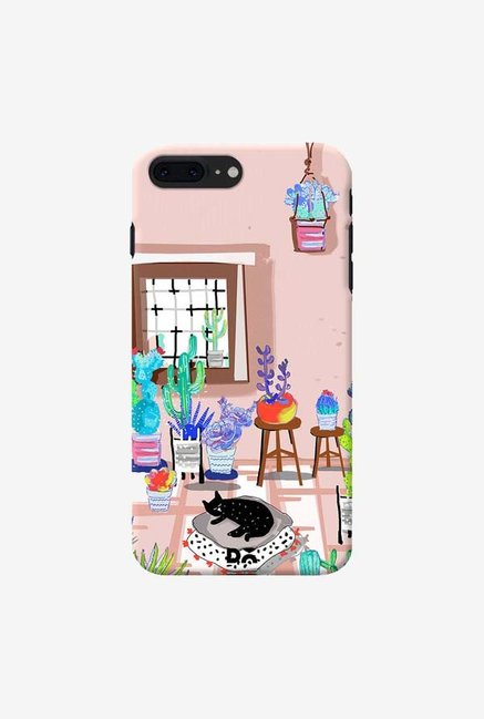 DailyObjects Cat In My Room Case Cover For iPhone 8 Plus