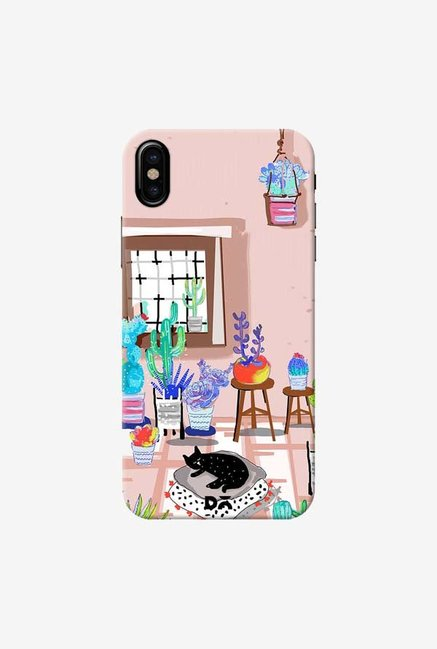 DailyObjects Cat In My Room Case Cover For iPhone X