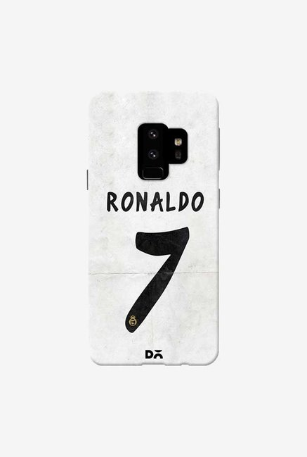 DailyObjects Ronaldo Tee Case Cover For Samsung Galaxy S9 Plus