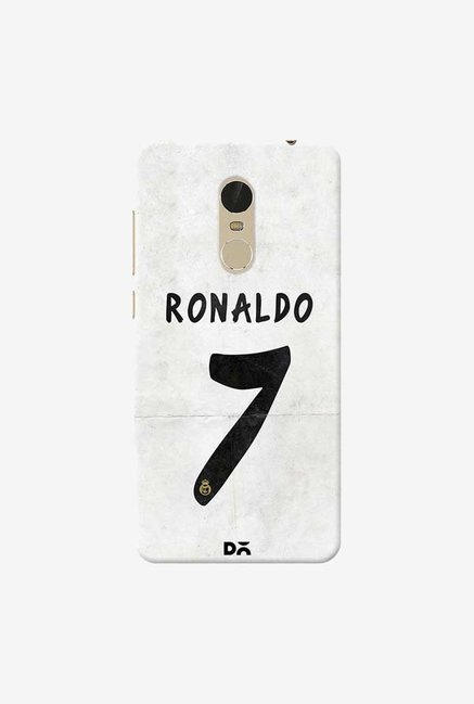 DailyObjects Ronaldo Tee Case Cover For Xiaomi Redmi Note 5