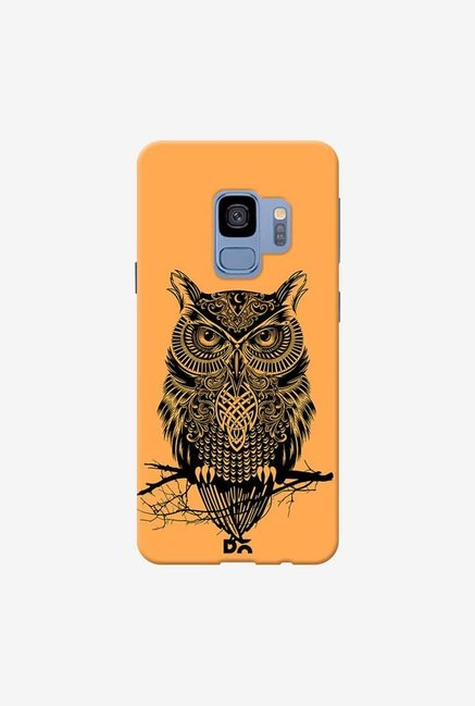 DailyObjects Warrior Owl Case Cover For Samsung Galaxy S9