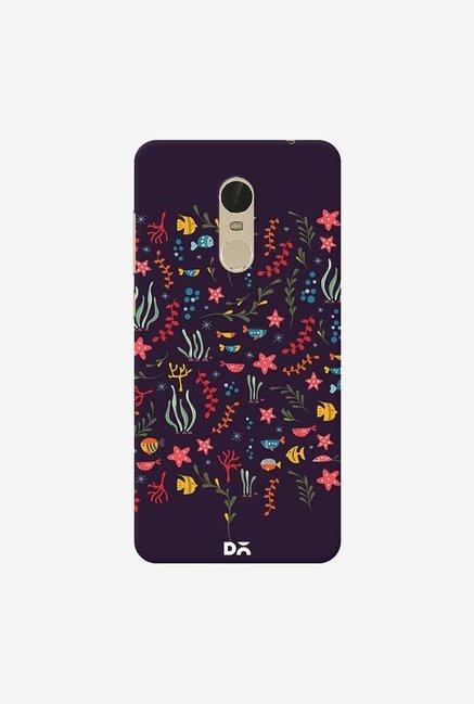 DailyObjects Aqua 19 Case Cover For Xiaomi Redmi Note 5