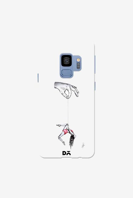 DailyObjects By A Thread Case Cover For Samsung Galaxy S9