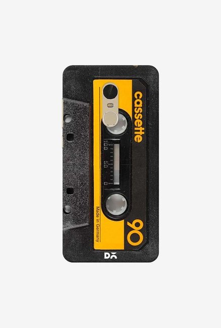 DailyObjects Cassette Yellow Case Cover For Xiaomi Redmi Note 5