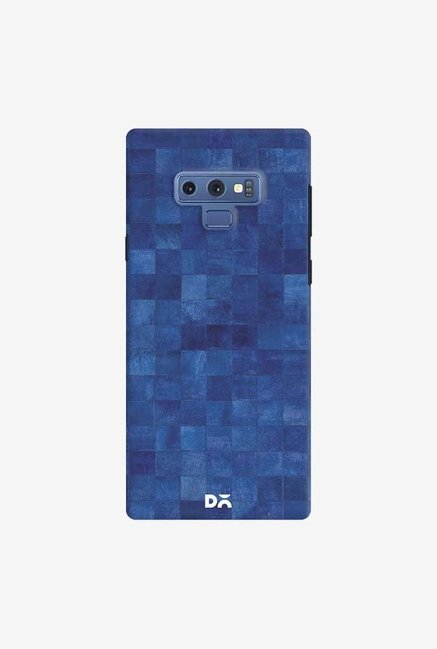 DailyObjects Inked Blue Case Cover For Samsung Galaxy Note 9