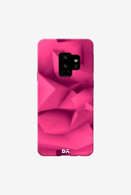 DailyObjects Pink Surface Case Cover For Samsung Galaxy S9 Plus
