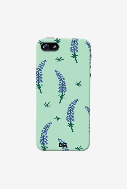 DailyObjects Lavender Branch Case Cover For iPhone 5/5S