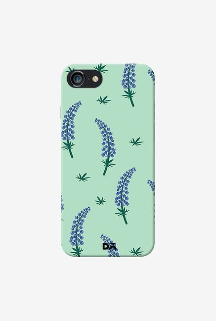 DailyObjects Lavender Branch Case Cover For iPhone 8