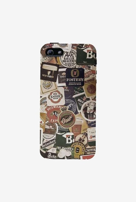 DailyObjects Beers Of The World Case for iPhone 5/5S