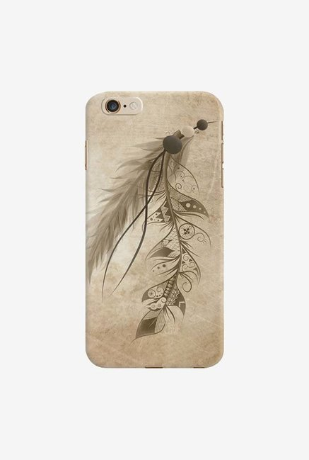 DailyObjects Bohemian Feather Case For iPhone 6 Plus