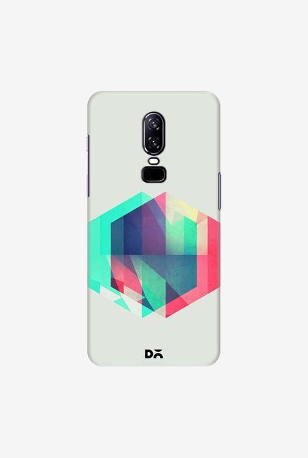 DailyObjects Hyx Gyn Case Cover For OnePlus 6