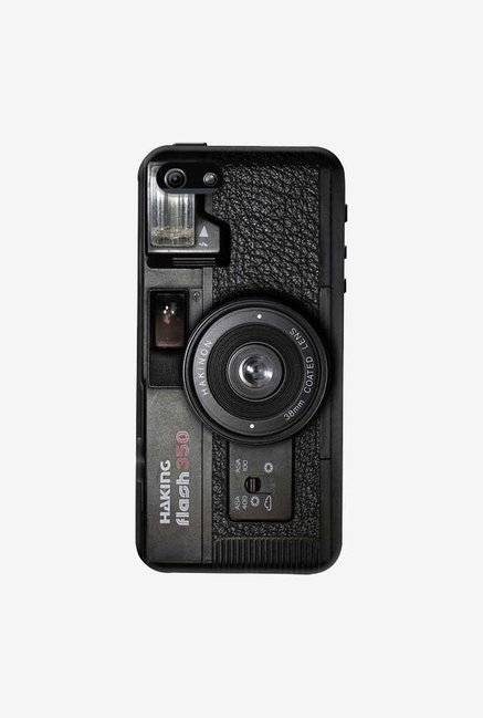 DailyObjects Camera Case For iPhone 5/5S