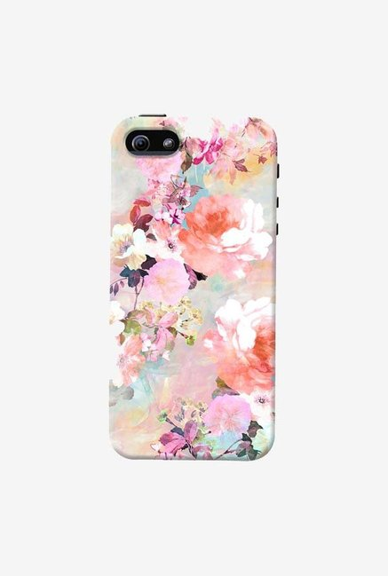 DailyObjects Love Of A Flower Case For iPhone 5/5S