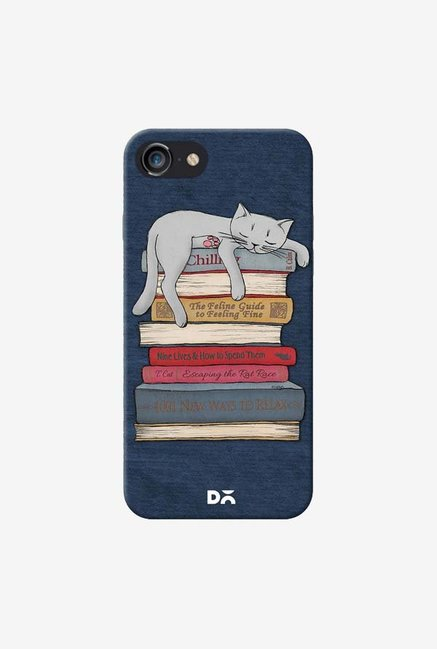 DailyObjects How to Chill Like A Cat Case For IPhone 7
