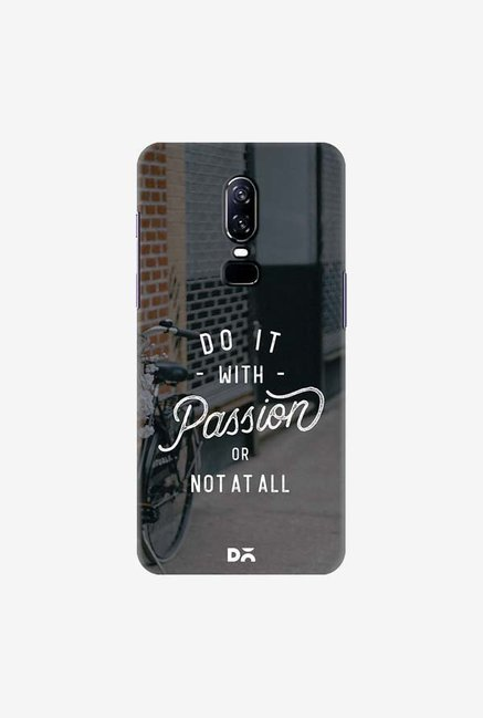 DailyObjects Passion Case Cover For OnePlus 6