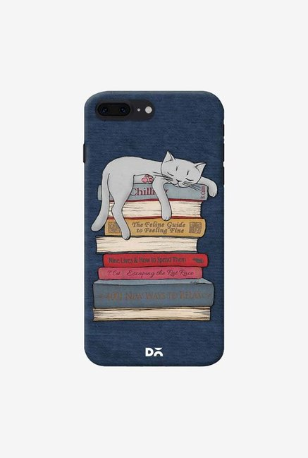 DailyObjects How to Chill Like A Cat Case For IPhone 7 Plus