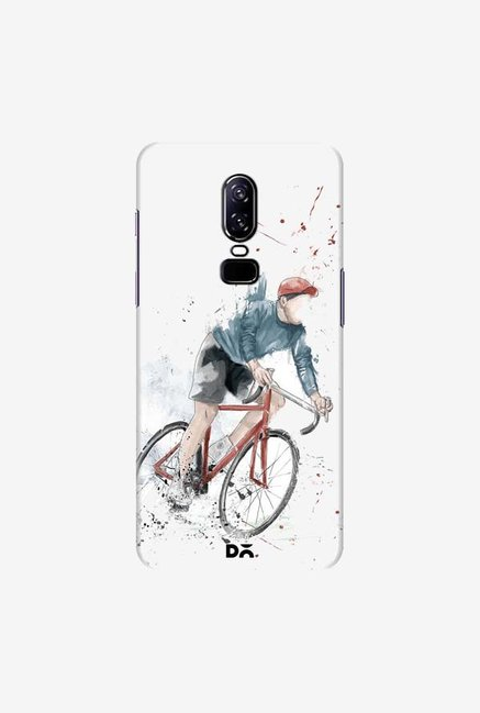 DailyObjects I Want To Ride Case Cover For OnePlus 6