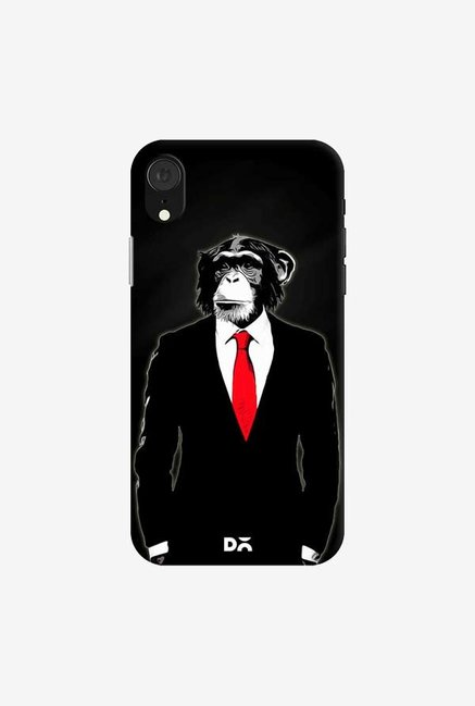 DailyObjects Domesticated Monkey Case Cover For iPhone XR