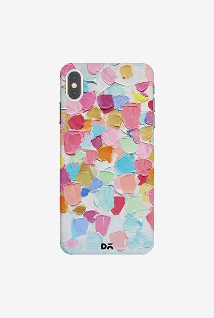 DailyObjects Amoebic Confetti Case Cover For iPhone XS Max