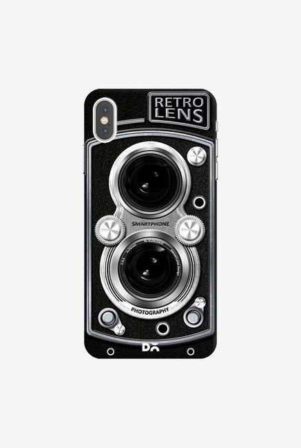 DailyObjects Camera Retro Lens Case Cover For iPhone XS Max