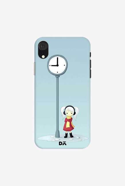DailyObjects Always Late Case Cover For iPhone XR