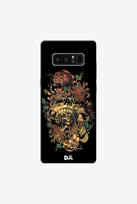 DailyObjects Flora Skull 2 Case Cover For Samsung Galaxy Note 8