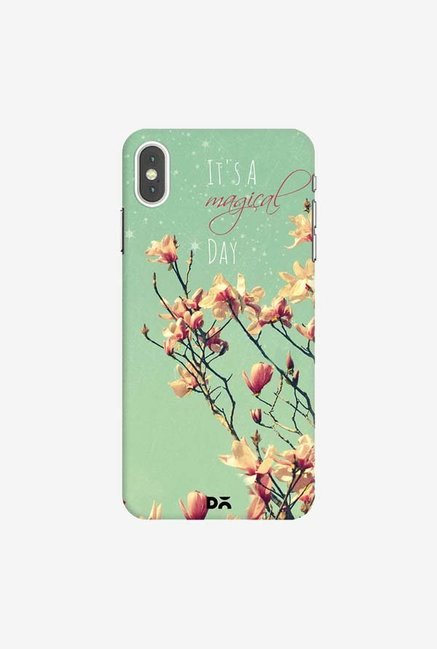 DailyObjects It Is A Magical Day Case Cover For iPhone XS Max