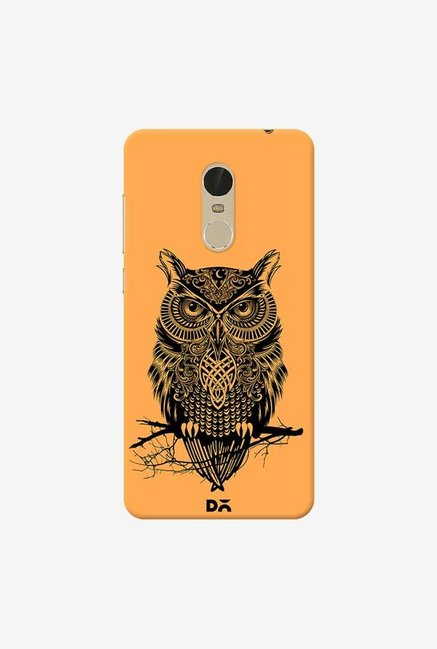DailyObjects Warrior Owl Case Cover For Xiaomi Redmi Note 5