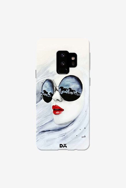DailyObjects Wild Horses Case Cover For Samsung Galaxy S9 Plus