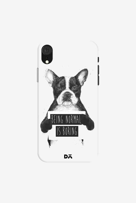 DailyObjects Being Normal Is Boring Case Cover For iPhone XR