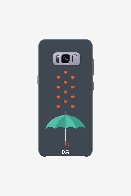 DailyObjects Its Raining Hearts Case For Samsung Galaxy S8 Plus