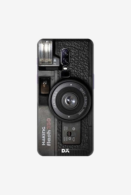 DailyObjects Camera Case Cover For OnePlus 6