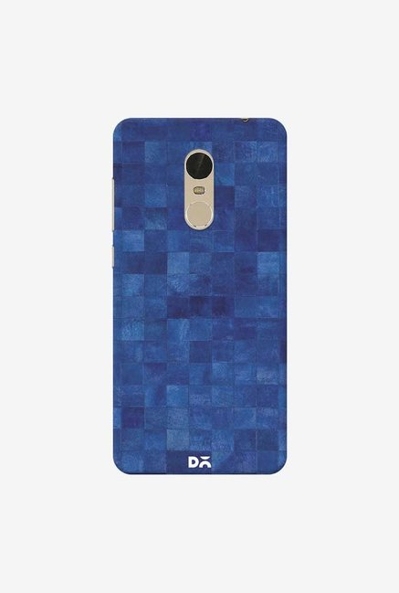 DailyObjects Inked Blue Case Cover For Xiaomi Redmi Note 5