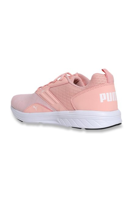 Buy Puma NRGY Comet Peach Bud Running Shoes for Women at ...
