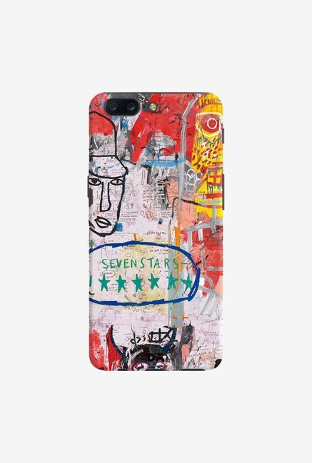 DailyObjects Basquiat Style 2 C Case Cover For OnePlus 5